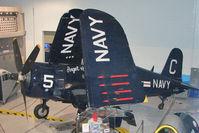 N5215V - 1945 Chance Vought F4U-4, c/n: 9440 at Polk Museum