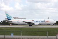CS-TLZ @ MIA - Euro Atlantic 767-300 from Portugal