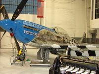 N921 - 1945 North American/aero Classics P-51D, c/n: 45-11507 - Construction Number 124-48260 painted as 44--13231