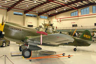 N923 - 1944 Curtiss Wright P-40N, c/n: 33915 at Polk Museum