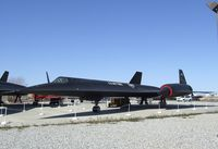 60-6924 - Lockheed A-12 Blackbird at the Blackbird Airpark, Palmdale CA - by Ingo Warnecke