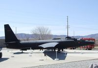 56-6721 - Lockheed U-2A at the Blackbird Airpark, Palmdale CA - by Ingo Warnecke