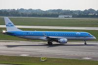 PH-EZL @ EDDL - KLM Cityhopper - by Air-Micha