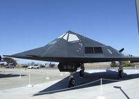 79-10783 - Lockheed YF-117A Nighthawk at the Blackbird Airpark, Palmdale CA - by Ingo Warnecke