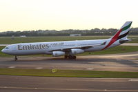 A6-ERQ @ EDDL - Emirates - by Air-Micha