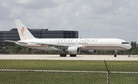 N605DL @ MIA - Capital Cargo 757
