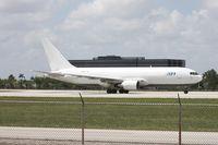 N763CX @ MIA - ATI 767-200