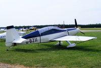 G-BZII photo, click to enlarge