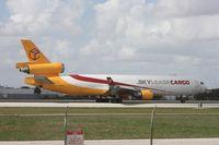 N952AR @ MIA - Sky Lease Cargo MD-11F
