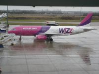 HA-LPK @ EGGW - Taken on a wet February morning at Luton whilst waiting to fly to Cyprus - by Steve Staunton