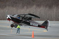 N1169R @ VDZ - At the Valdez Fly-In 2011 - by Rusty Barnett