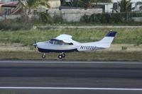 N1122U @ TNCM - N1122U landing at TNCM - by Daniel Jef