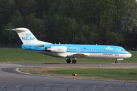 PH-KZH @ ELLX - After the Fokker 50 we see now the Fokker 70 at LUX. What will be the next type? - by Raybin
