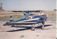CF-RBA - Turbulent at big lake aerodrome (no longer in existence - by R D Brennan