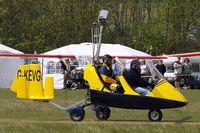 G-KEVG @ EGHP - AutoGyro Europe MT-03 MTO Sport [RSUK/MT-03/031] Popham~G 30/04/2011