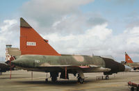 56-1083 @ PAM - PQM-102B Delta Dagger of the Air Defence Weapons Centre at Tyndall AFB in Novembr 1979. - by Peter Nicholson