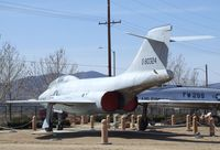 58-0324 - McDonnell F-101F Voodoo at the Joe Davies Heritage Airpark, Palmdale CA - by Ingo Warnecke