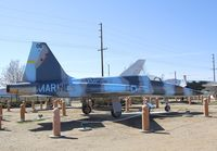 74-1529 - Northrop F-5E Tiger II at the Joe Davies Heritage Airpark, Palmdale CA - by Ingo Warnecke