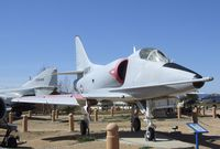 145067 - Douglas A-4C (A4D-2N) Skyhawk at the Joe Davies Heritage Airpark, Palmdale CA - by Ingo Warnecke