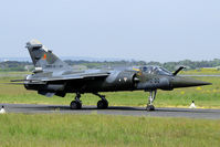 271 @ LFSR - one of the last Mirage F1s in French service. - by Joop de Groot