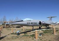 57-0915 - Lockheed F-104C Starfighter at the Joe Davies Heritage Airpark, Palmdale CA - by Ingo Warnecke