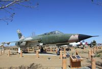 62-4416 - Republic F-105G Thunderchief at the Joe Davies Heritage Airpark, Palmdale CA - by Ingo Warnecke
