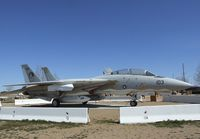 164350 - Grumman F-14D Tomcat at the Joe Davies Heritage Airpark, Palmdale CA - by Ingo Warnecke