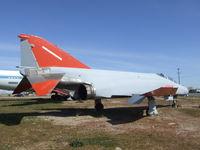 N403FS - McDonnell Douglas F-4C Phantom II outside Mojave airport, Mojave CA