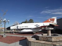 66-7716 - McDonnell Douglas F-4D Phantom II at the Col. Vernon P. Saxon Jr. Aerospace Museum, Boron CA - by Ingo Warnecke