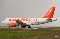 G-EZGC @ EGGP - easyJet - by Chris Hall