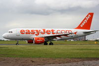 G-EZFF @ EGGP - easyJet - by Chris Hall