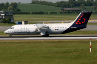 OO-DWJ @ LOWW - burssels airlines @ VIE - by Gianluca Raberger
