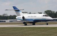 N601DR @ PTK - Hawker 800XP
