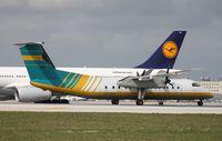 C6-BFO @ MIA - Bahamas Dash 8