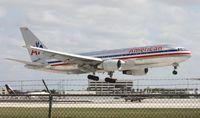 N332AA @ MIA - American 767-200