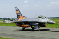 93-0682 @ LFQI - Still in the colours of the 2010 Tiger Meet - by Joop de Groot