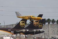 N521FA @ MIA - Cessna 402C