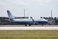 N638RW @ MIA - United Express E170
