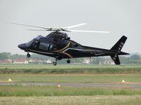 N111TS @ LFQA - just landing