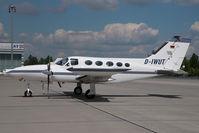 D-IWUT @ LOWW - Cessna 421 - by Dietmar Schreiber - VAP