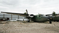 56-4026 - Decrepit but still very cool old airplane - by Daniel L. Berek