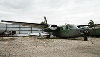 56-4026 - Decrepit but still very cool old airplane - by Daniel L. Berek