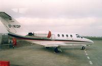D-IKOP @ RTM - Triple Alpha Aviation - by Henk Geerlings