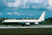 9G-ACX @ LMML - B707 9G-ACX West Africa Airlines - by raymond