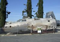 41-2446 - Boeing B-17E Flying Fortress (forward fuselage only) at the Planes of Fame Air Museum, Chino CA - by Ingo Warnecke
