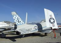 135867 - North American FJ-3 (F-1C) Fury at the Planes of Fame Air Museum, Chino CA - by Ingo Warnecke