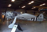 N190RF - Focke-Wulf Fw 190A-9 at the Planes of Fame Air Museum, Chino CA - by Ingo Warnecke