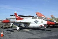 147474 - North American T-2A Buckeye at the Planes of Fame Air Museum, Chino CA - by Ingo Warnecke