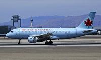 C-GARJ @ KLAS - Air Canada Airbus A319-114 C-GARJ / 272 (cn 752)  Las Vegas - McCarran International (LAS / KLAS) USA - Nevada, May 16, 2011 Photo: Tomás Del Coro - by Tomás Del Coro