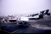 67-14763 @ NKX - Taken at NAS Miramar Airshow in 1988 (scan of a slide) - by Steve Staunton